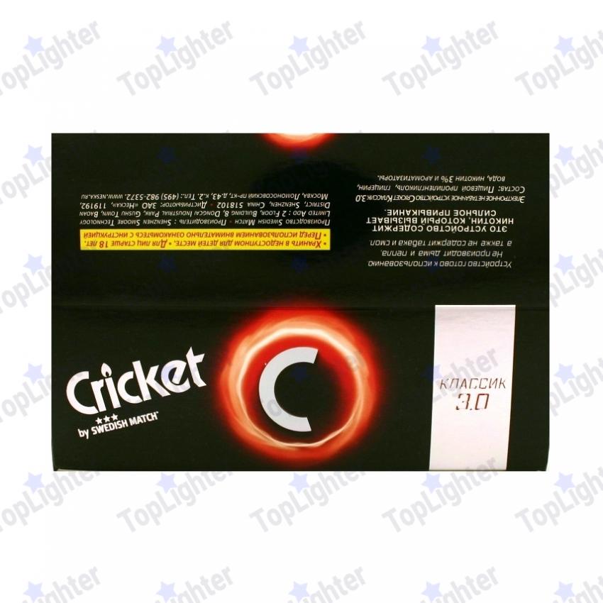 cricket сигарета купить москва