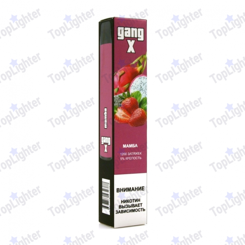электронная сигарета gang 1200 купить